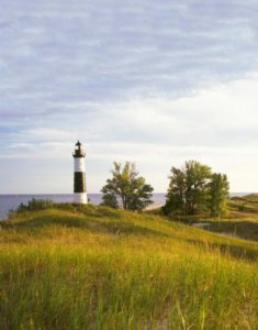 Ludington State Park has been named one of the top state parks in the Midwest.