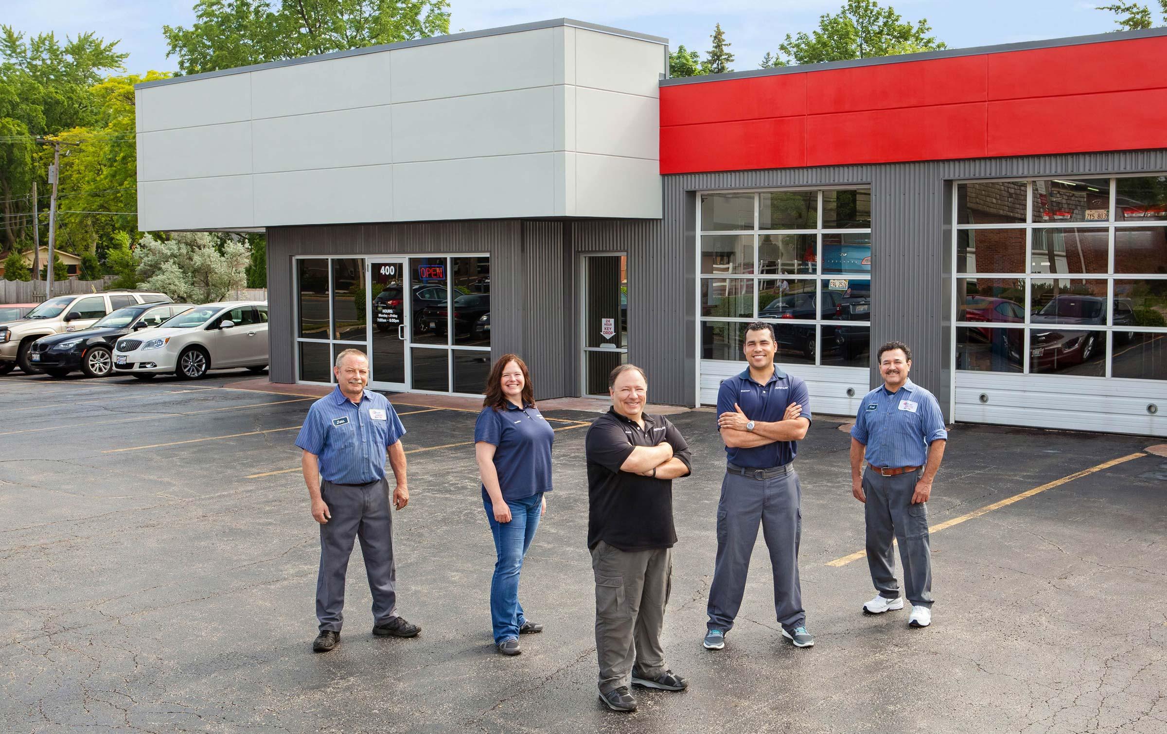 Auto Lab - Independent repair shop Libertyville IL