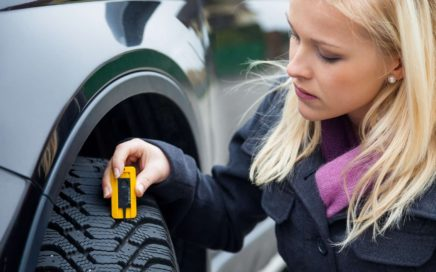 Measuring tire tread | Auto Lab Libertyville