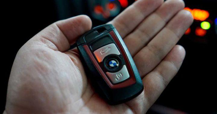 Bmw Won T Start Dead Key Fob Battery Is The Culprit Auto Lab